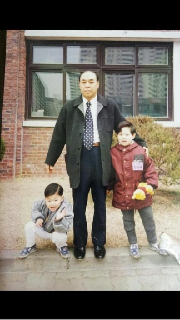 Little Zico(Block B) and Taewoon(Speed)