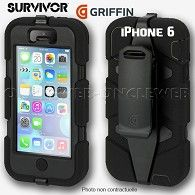 Coque iPhone 6 Griffin Survivor   Coque iPhone 6   Pinterest f2017d52b475