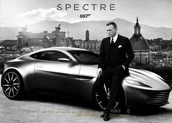 Conheca Todos Os Carros De 007 Spectre Novo Filme De James