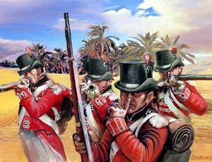 Strelets 1:72 French line infantry in Egypt