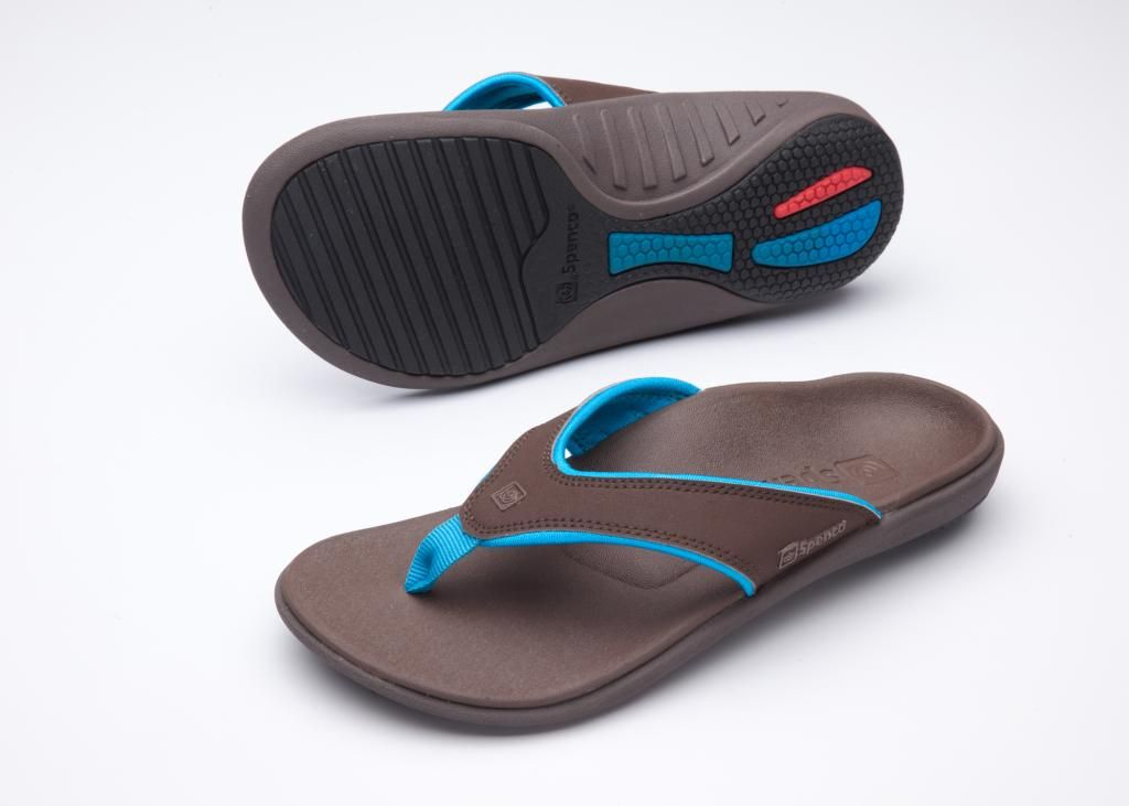 d65b396b404 Price   42.49 - Spenco Womens Yumi Polysorb Total Support Sandal is a flip  flop style