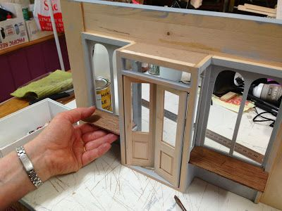 architecture of tiny distinction blog miniatures 1 12 miniature how to 39 s from wonderful. Black Bedroom Furniture Sets. Home Design Ideas