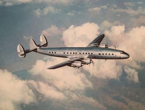Lockheed 1049C Super Constellation PH-TFP c/n 1049C-4501, -