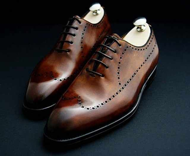 Bontoni handcrafted shoes
