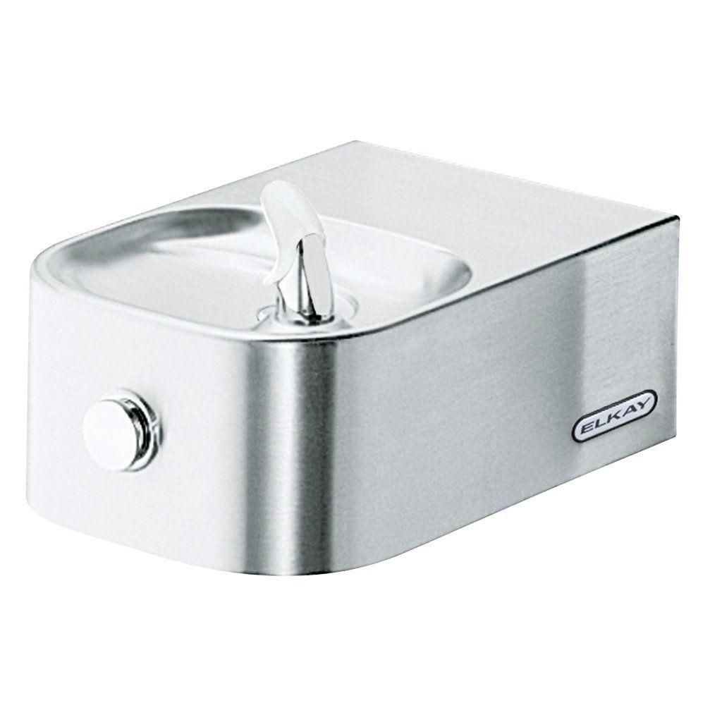 Elkay Edfp214c Soft Sides Ada Drinking Fountain Drinking Fountain Fountain Basin Design