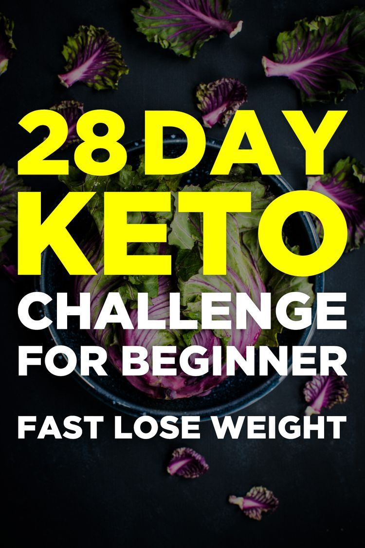 The 28-Day Keto Challenge Review, 28-Day Meal Plan – Carey&CleanEatingS