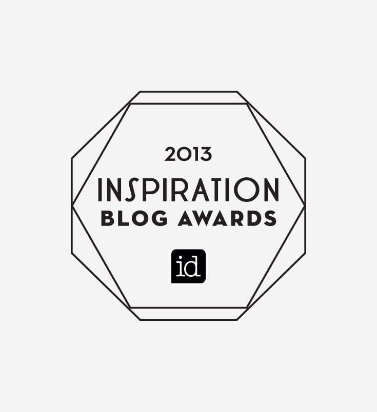 Indiedays Blog Award -identity and materials. Designed in Redland.