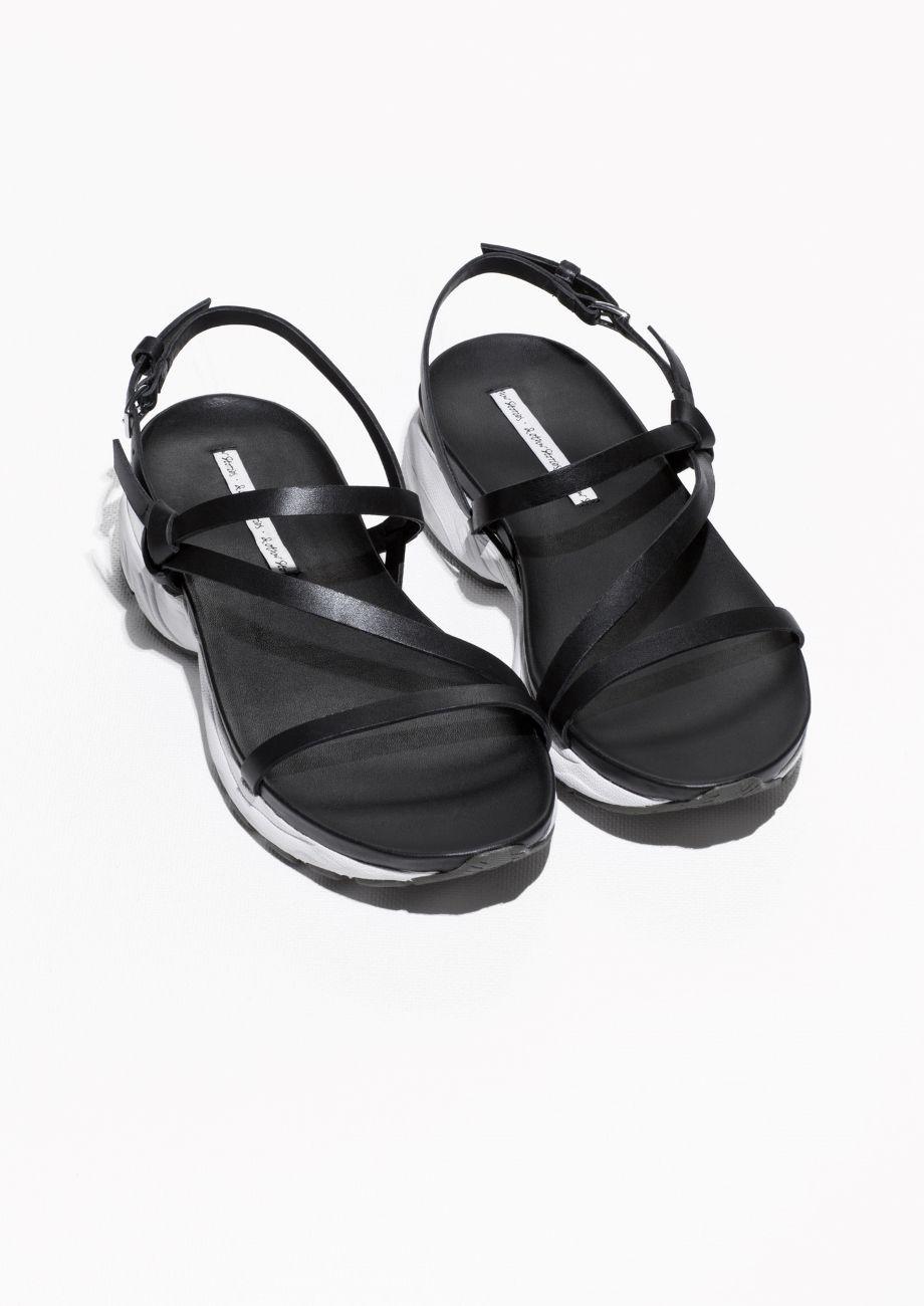 & Other Stories | Sporty Strap Sandal