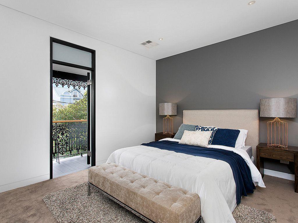 Property Styling Alexandria Sydney Master bedroom closet