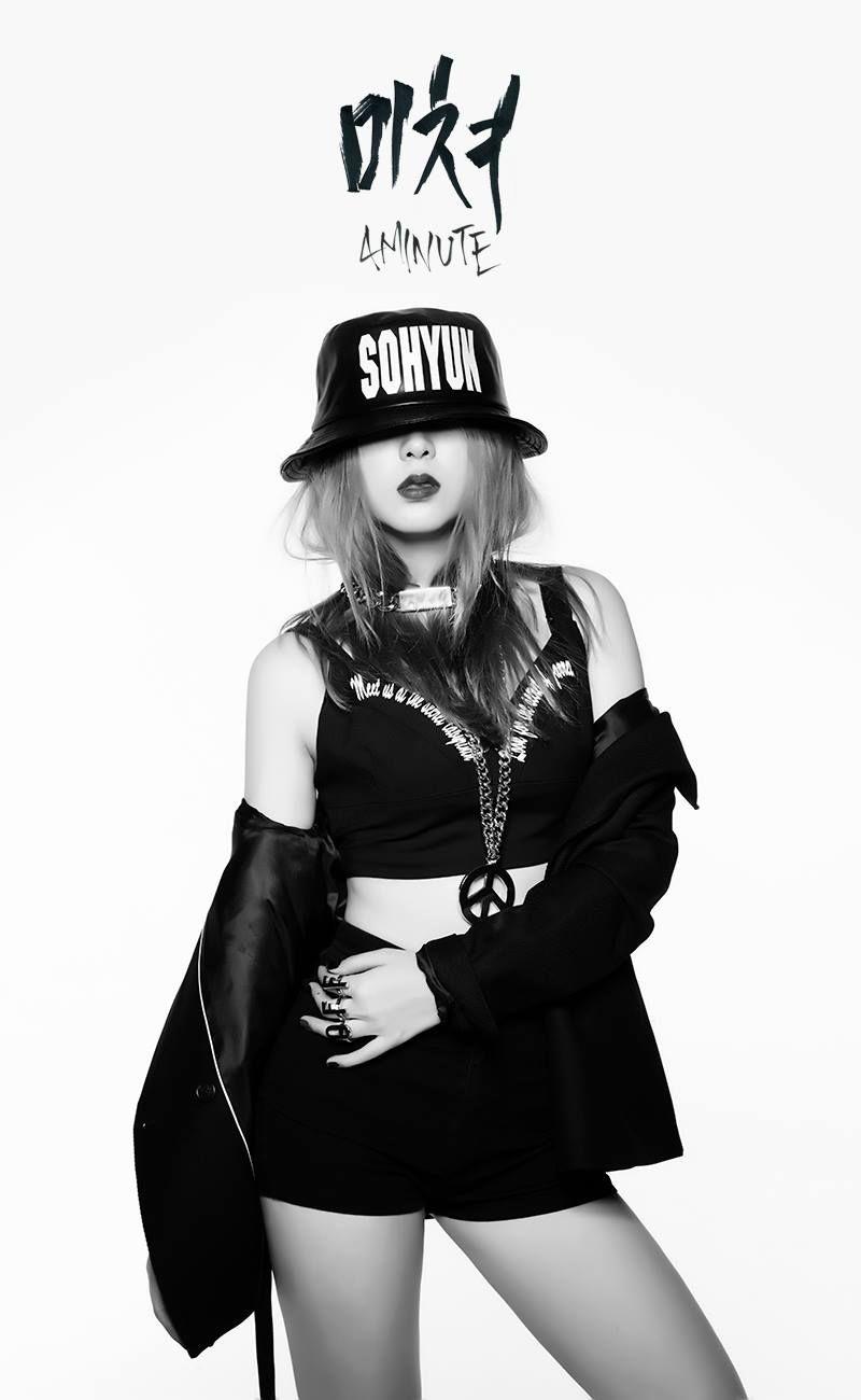 "#4Minute for ""Crazy"" comeback"