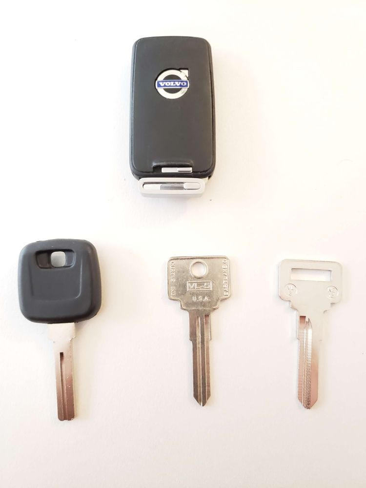 Volvo Car Keys Replacement All The Information You Need To Know