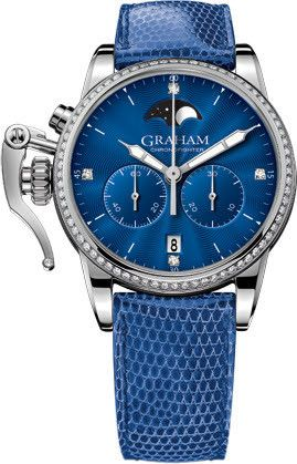 Graham Watch Chronofighter 1695 Lady Moon Blue Diamond #basel-15 #bezel-diamond #bracelet-strap-lizard #brand-graham #case-material-steel #case-width-36mm #chronograph-yes #date-yes #delivery-timescale-call-us #dial-colour-blue #gender-ladies #luxury #moon-phase-yes #movement-quartz-battery #new-product-yes #official-stockist-for-graham-watches #packaging-graham-watch-packaging #style-dress #subcat-chronofighter-1695 #supplier-model-no-2cxcs-u01a-l114s…