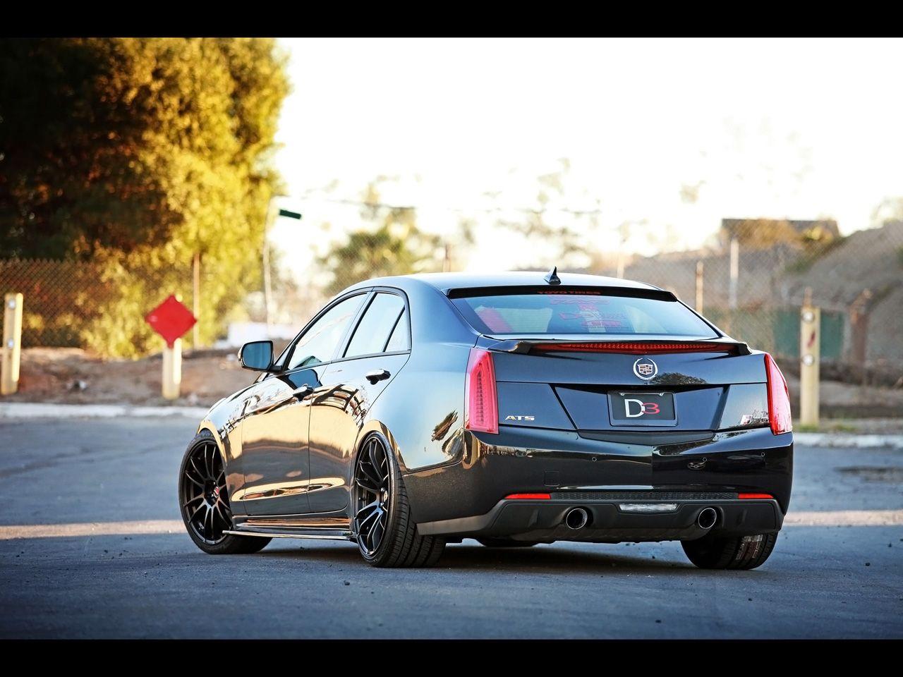 Cadillac ats i want it