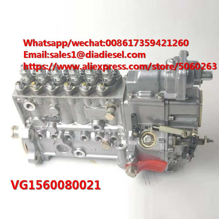VG1560080021 Fuel Injection Pump For Howo Trucks for sale Whatsapp:008617359421260 #diesel #fuel #pump #VG1560080021 #injectionpump #spareparts #autoparts #auto