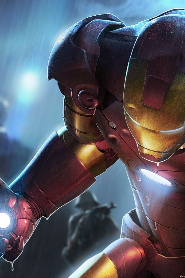 Iron man makes me proud to be an engineer  | Favorite Characters