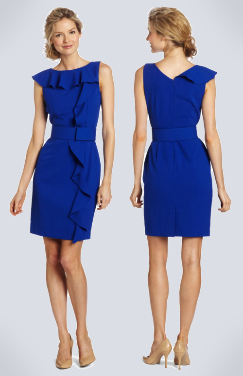 3bdcee3ef187 Calvin Klein makes such beautiful work dresses
