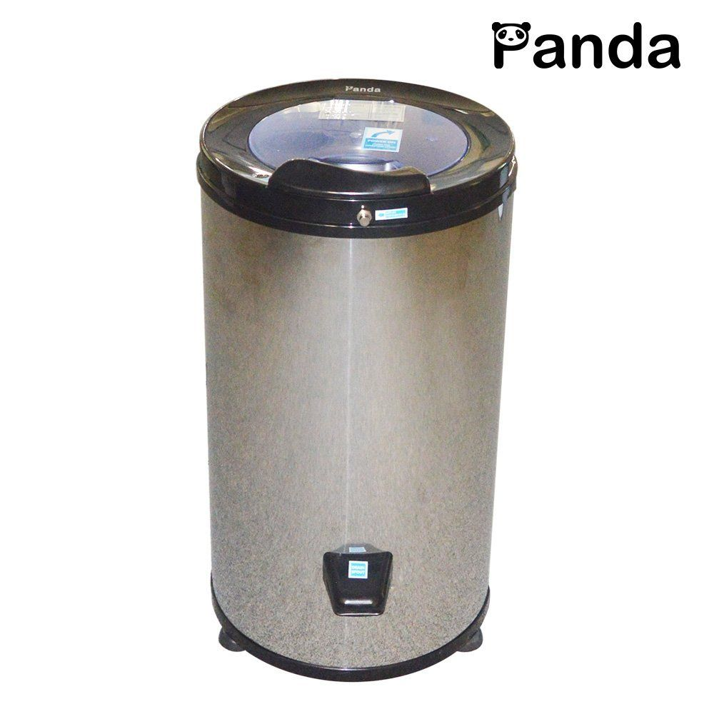 Panda 3200 Rpm Stainless Steel Portable Spin Dryer 110v 22lbs
