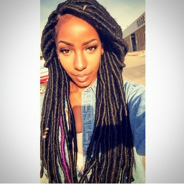 Fantastic 1000 Images About Faux Locs On Pinterest Follow Me Protective Short Hairstyles Gunalazisus