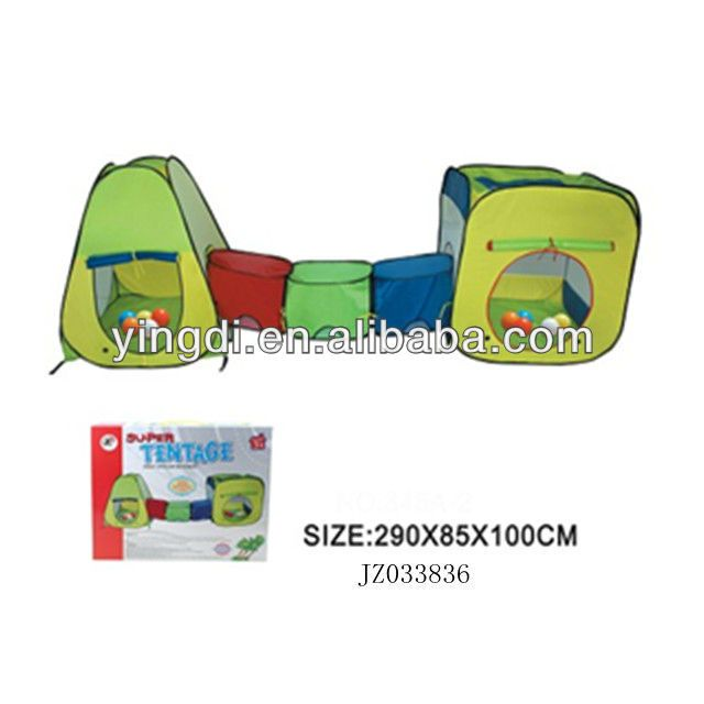 kids pop up tent tunnel indoor tents for kids play tunnel tent  sc 1 st  Pinterest : kid tents and tunnels - memphite.com
