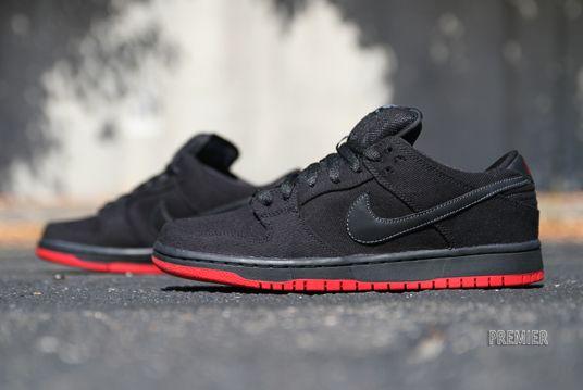 reputable site 57c6b 43272 Levi's-x-Nike-SB-Dunk-Low-'Black' | SHOOZZZ | Sneakers nike ...