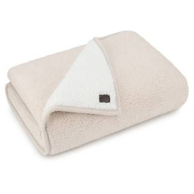 Ugg Throw Blanket Magnificent Product Image For Ugg® Classic Sherpa Throw Blanket 1 Out Of 1 Review