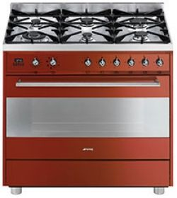 Cooker C9gmr1 With Images Smeg Stove Oven Dual Fuel Oven