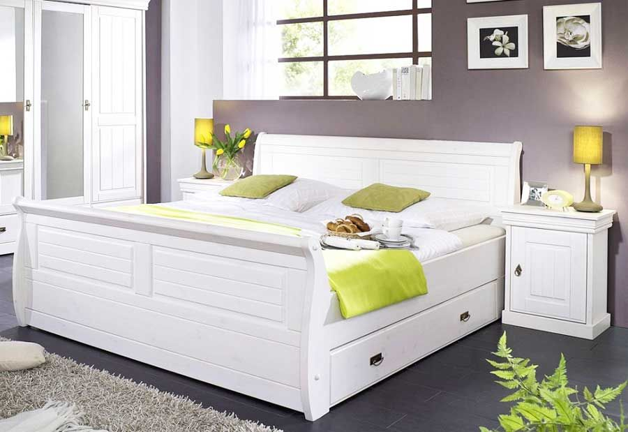 Schlafzimmer Set Liegefläche 140x200