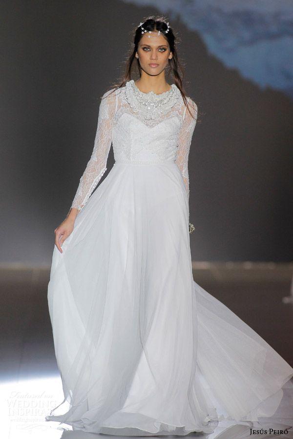 Jesus Peiro 2016 Wedding Dresses — Nanda Devi Bridal Collection   Wedding Inspirasi