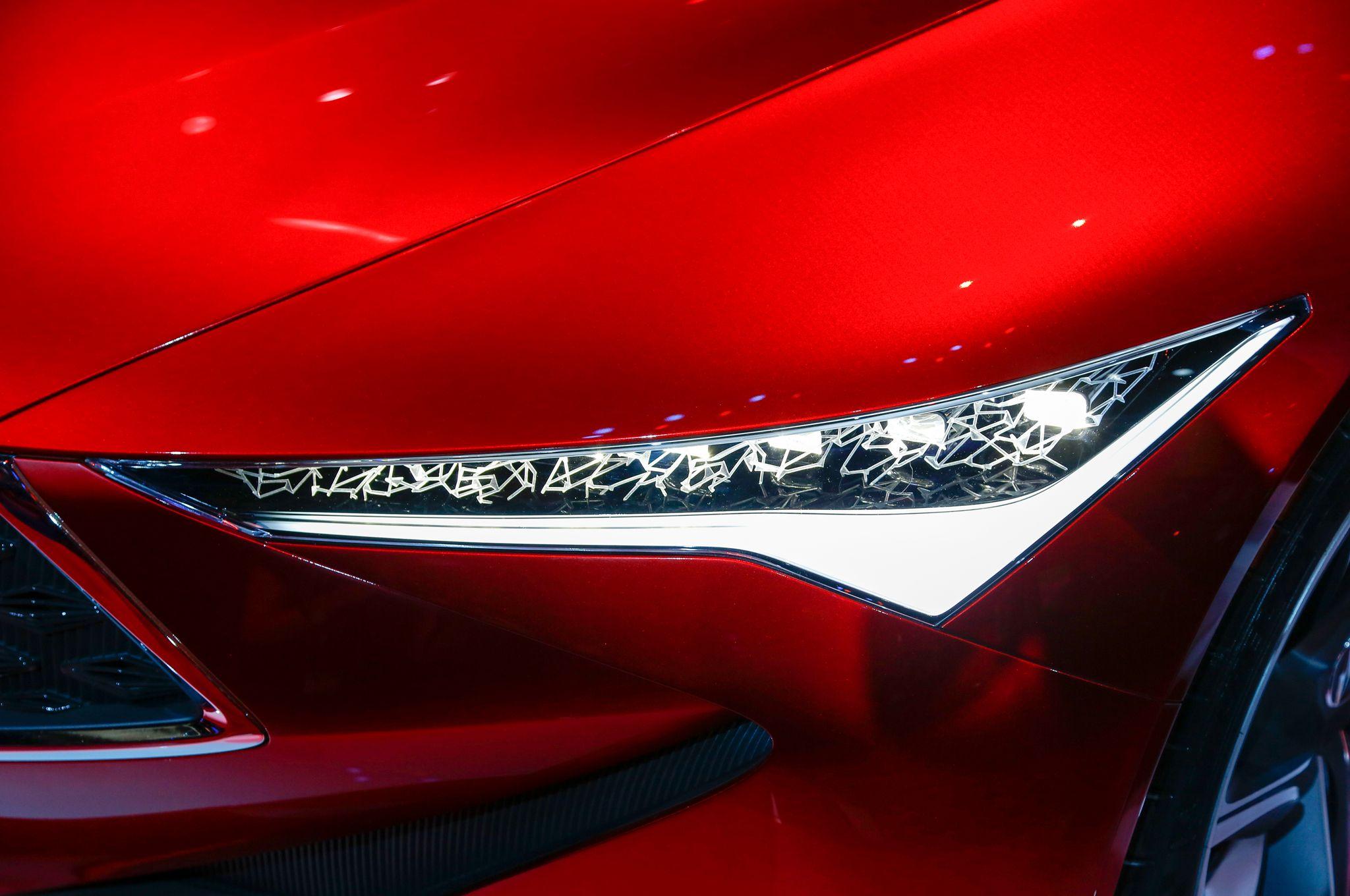 AcuraPrescisionConceptheadlight.jpg (2048×1360) Car
