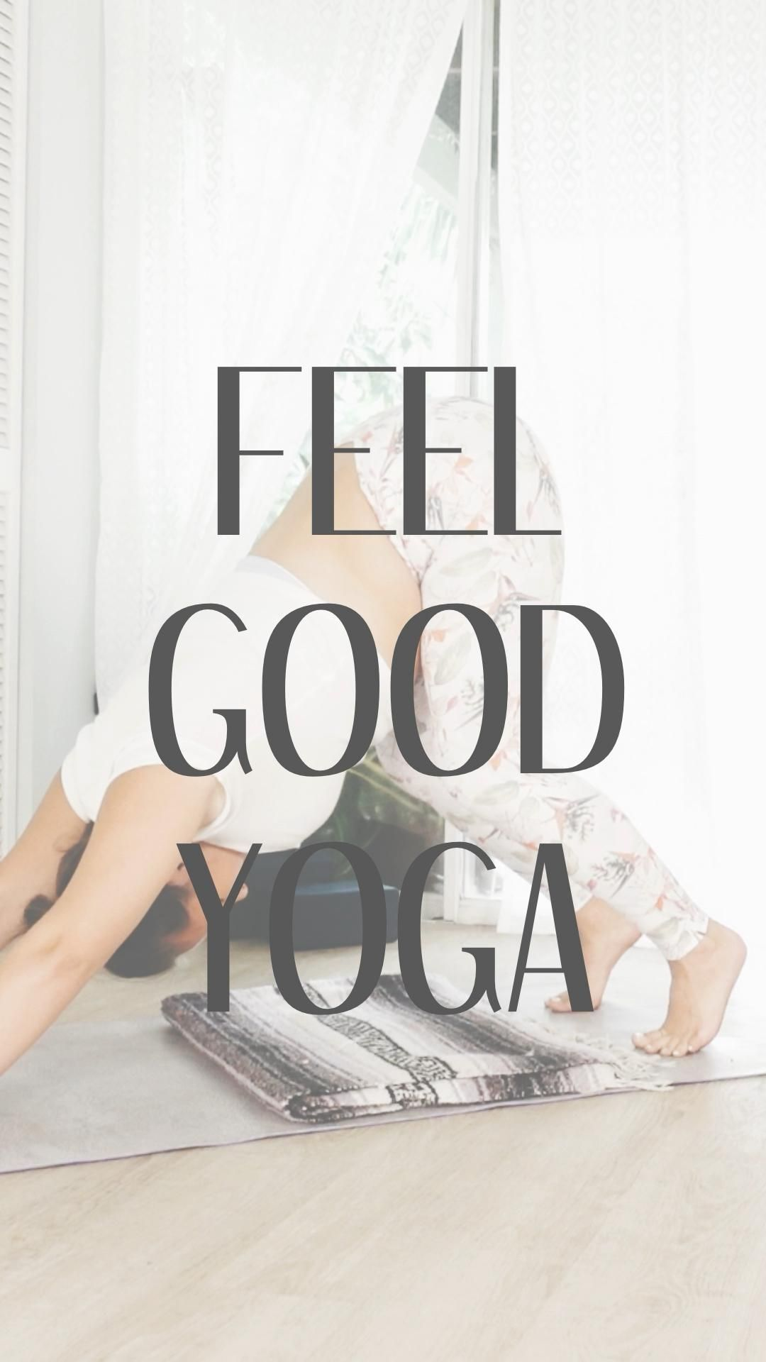 Feel Good Total Body Flow   30 Minute Yoga Class