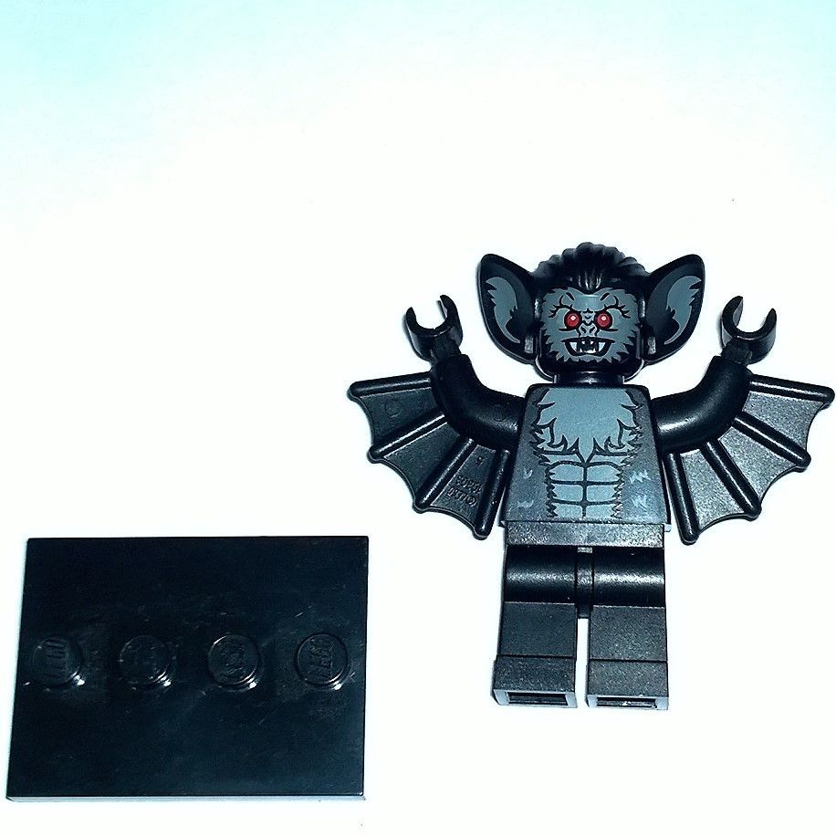 Figure 8 Cars For Sale: ITEM LEGO Vampire Bat Minifigure From The Lego Minifig