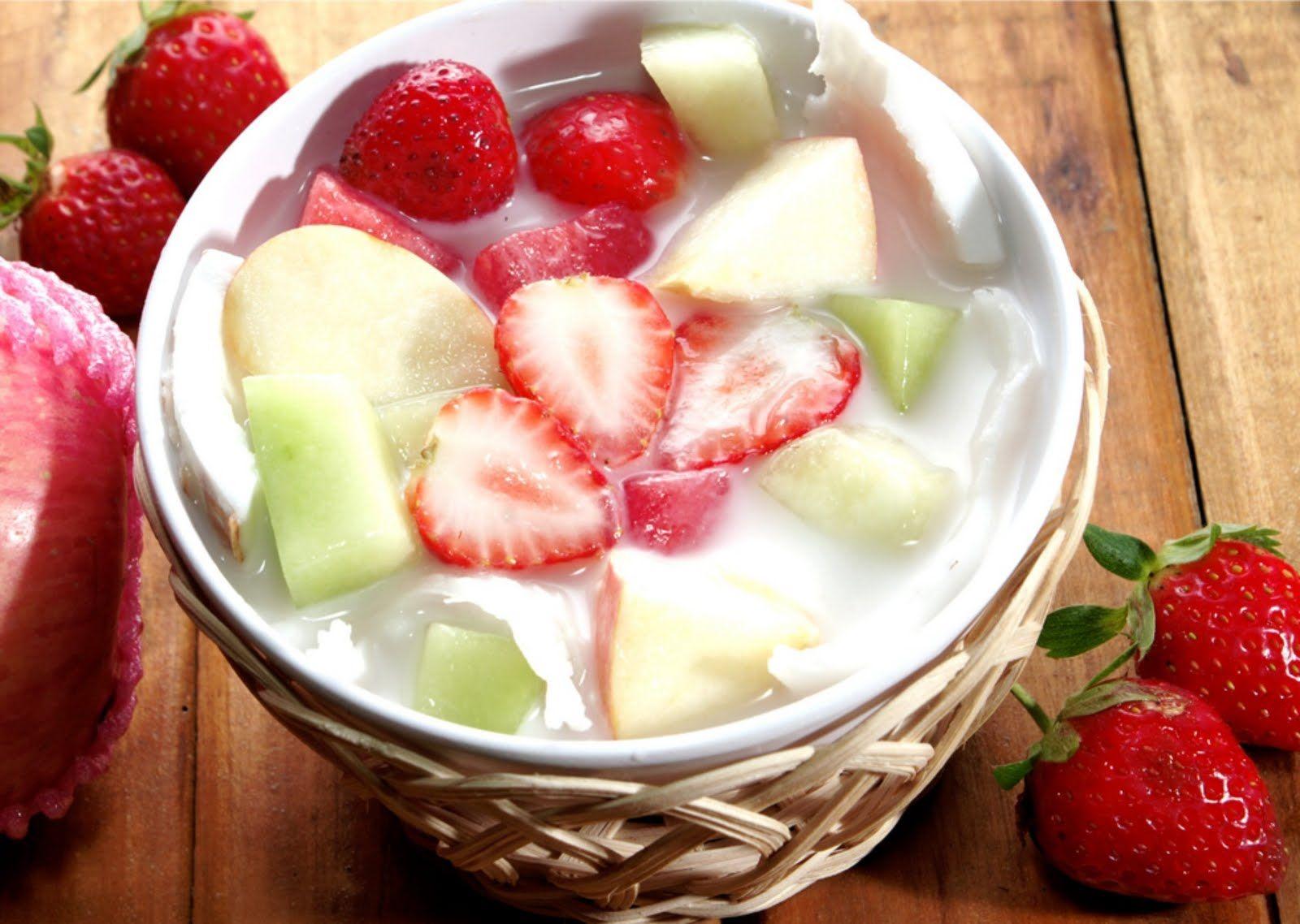 Resep Sop Buah Enak Segar Buah Segar Resep Resep Makanan Pembuka