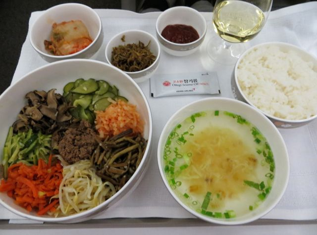 Bibimbap asiana airline food pinterest for Asiana indian cuisine