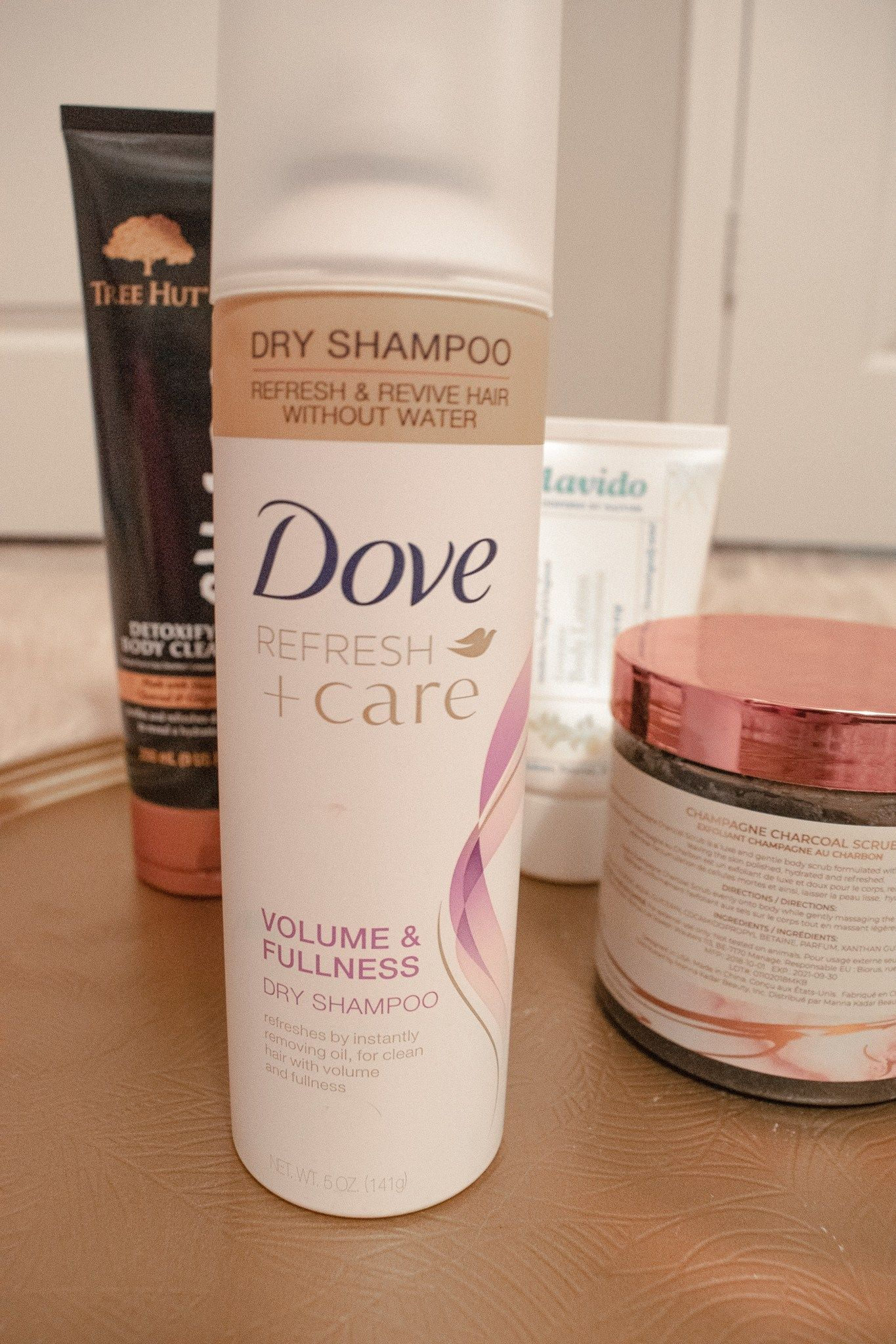 Beauty Products Roundup March Moments W Mags Dove Dry Shampoo Dry Shampoo Body Cleanser