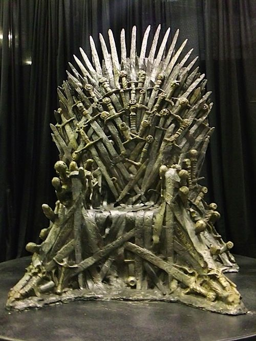 Game Of Thrones Cardboard Chair | Gaming Chair