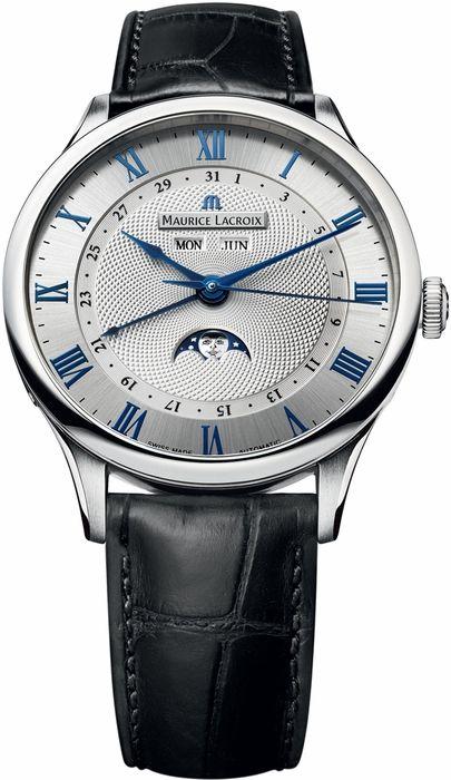 Maurice Lacroix Masterpiece Phase de Lune Men's Watch MP6607