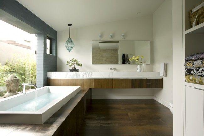A modern twist on japanese zen for californian home designhunter