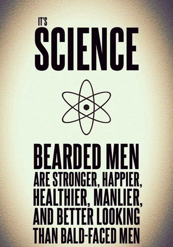 45 Manly Beard Quotes And Sayings To Feel The Attitude Beard