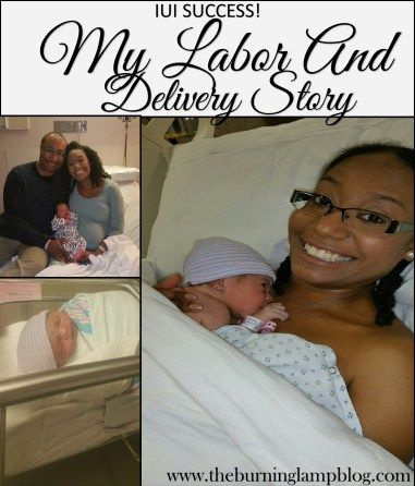 My Labor and Delivery Story! Our Second IUI was a success and here I share about my labor and delivery story! You won't believe what happened in Wal-mart!