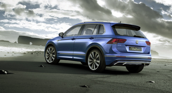 2018 VW Tiguan Hybrid: Rumor Or Reality? >> 2020 Volkswagen Tiguan Rumors Best Car Volkswagen Cars Suv Cars