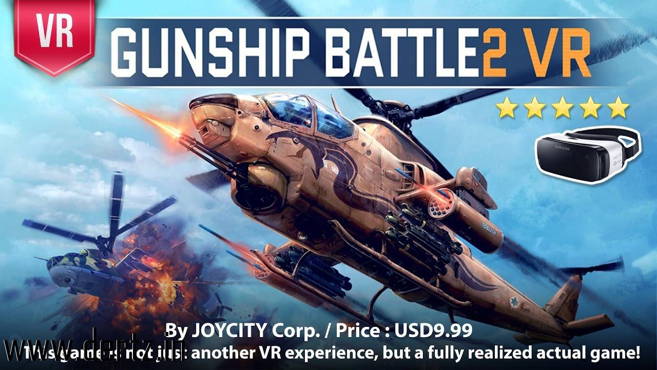 This is the best game for android smartphones. Gunship