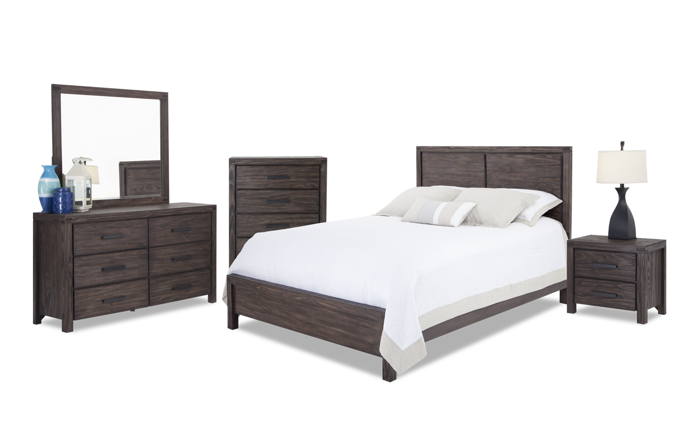 Austin Twin Bedroom Set Bedroom furniture sets, Bedroom