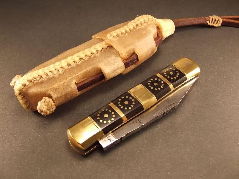 Poly 225 K K 233 Sek Traditional Hungarian Folding Knives