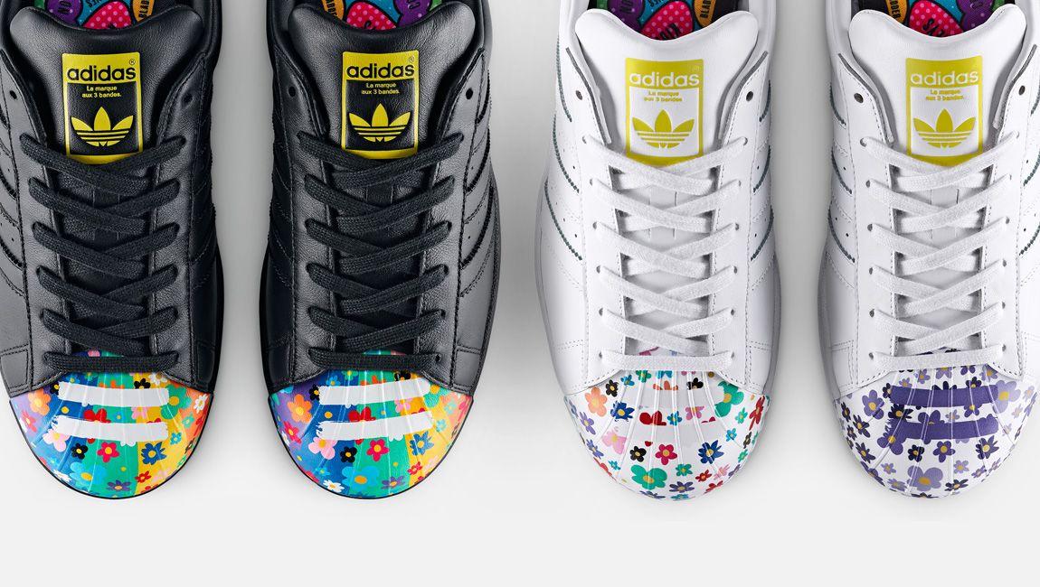 Adidas Superstar supershell por Pharrell Williams mi estilo