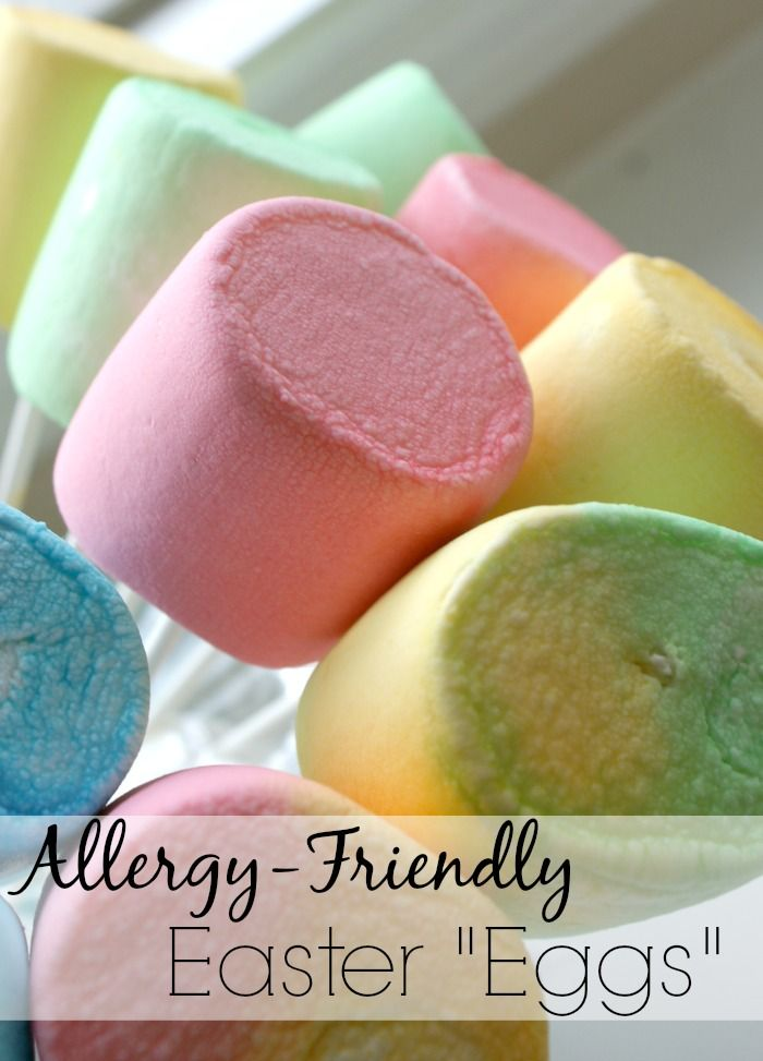 Food I Love This Allergy Friendly Easter Egg Idea