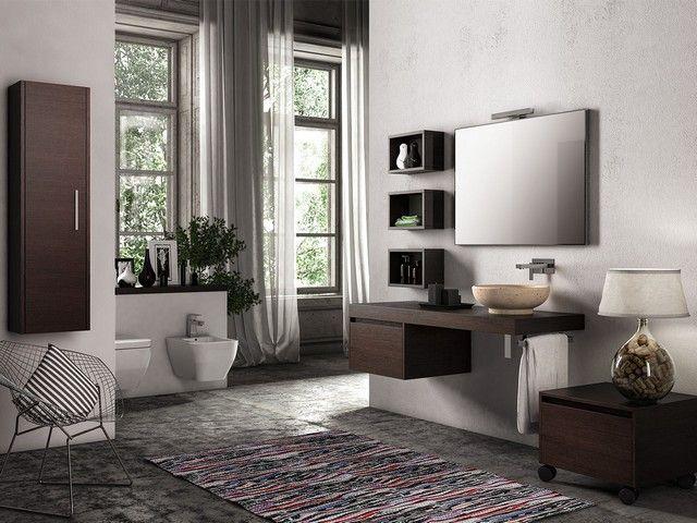 Mobili Sospesi ~ Mobile bagno topsy top 140 iperceramica mobili bagno pinterest