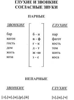 Звонкие и глухие согласные звуки | 2 класс математика ...