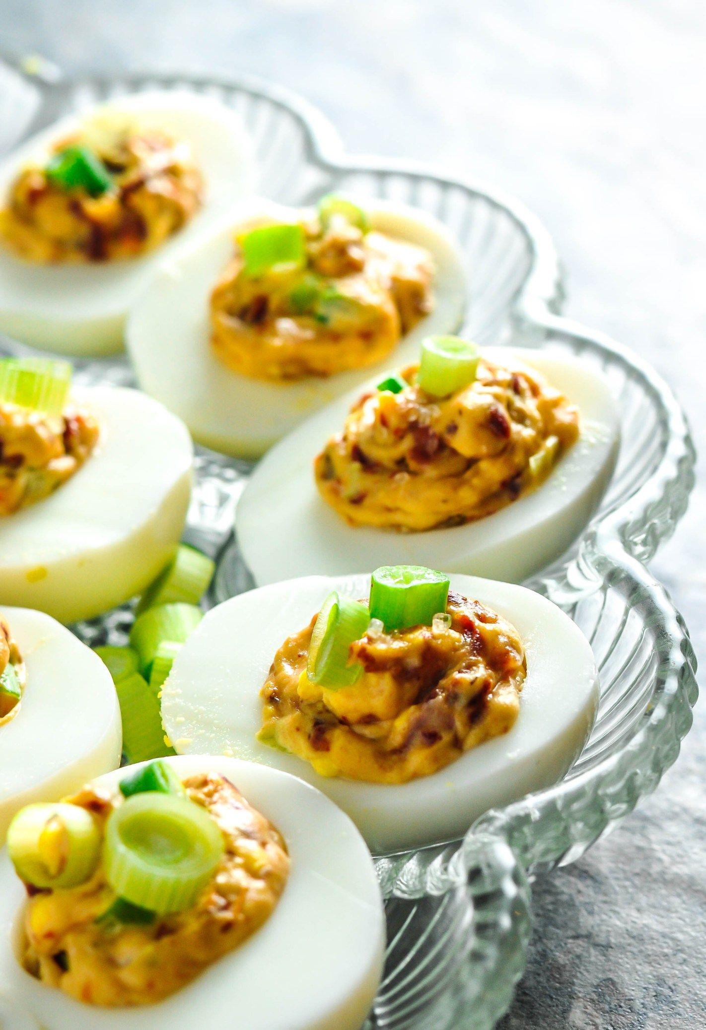 Blt deviled eggs recipe food pinterest hardboiled keto and devil food blt deviled eggs recipe forumfinder Gallery