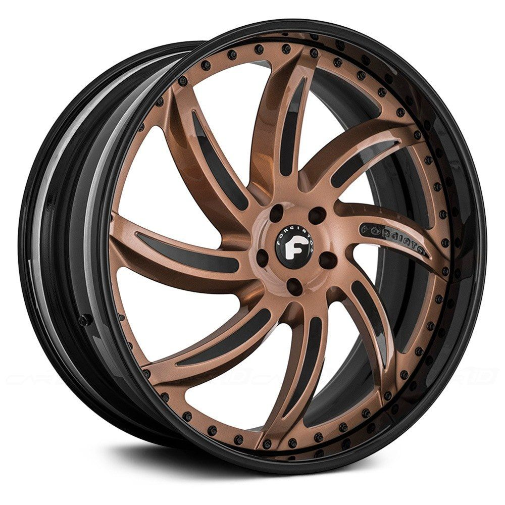 Forgiato azioni b the wheel can be ordered in diameters choose your rim width offset bolt pattern and hub diameter from the option list