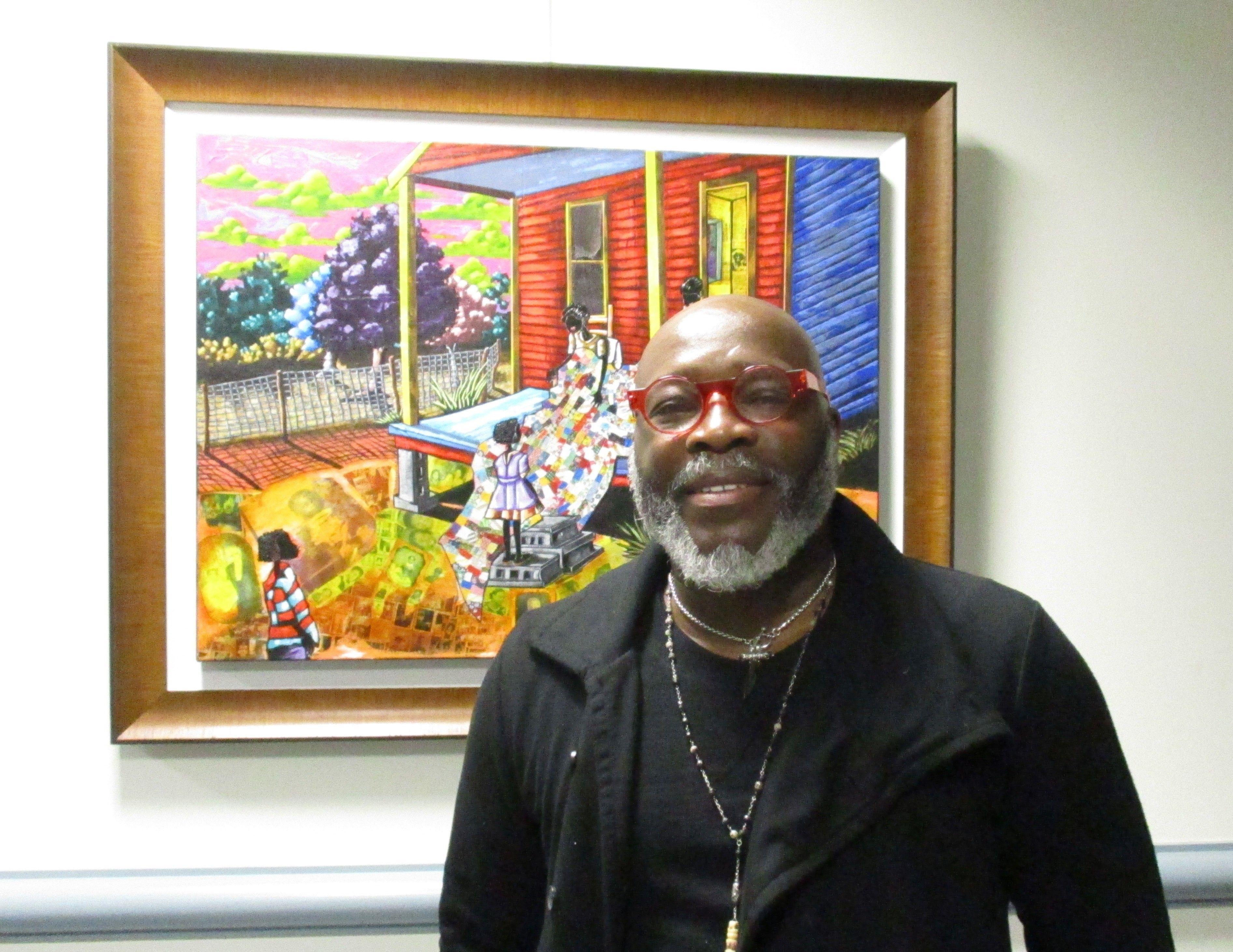 Leroy campbell artist artist bio art appreciation